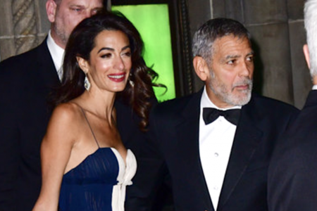 Amal Clooney Rips Donald Trump At UN Dinner With George Clooney – HuffPost