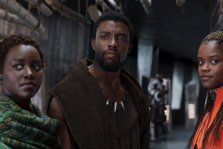'Black Panther' Is First Superhero Movie To Score Golden Globes Best Picture Drama Nod – HuffPost