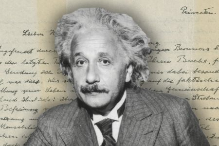 Albert Einstein's Controversial 'God Letter' Fetches $2.89 Million At Auction – HuffPost