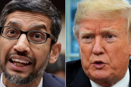 Google CEO Had To Explain To Congress Why Googling 'Idiot' Shows Donald Trump – HuffPost