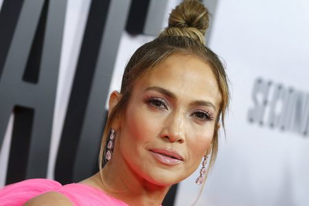 Jennifer Lopez's Dress Is Pink, Totally Outrageous And Perfect – HuffPost