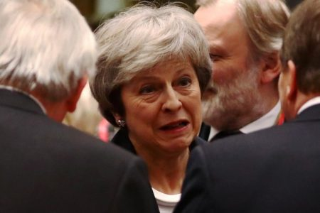 Theresa May's Brexit deal in peril after EU leaders reject demands for changes – Business Insider