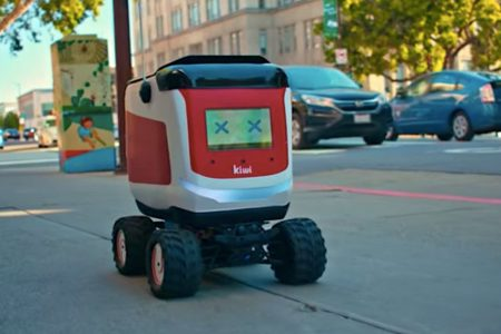 A delivery robot burst into flames on Berkeley university campus, and students held a candlelit vigil – Business Insider