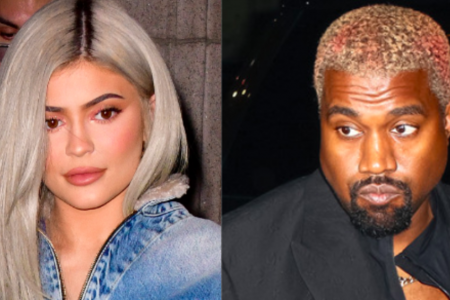 Kylie Jenner Puts Herself Right In The Middle Of Kanye West's Twitter Drama – HuffPost