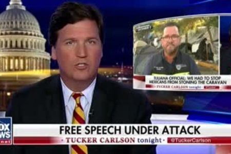 Here Are The Advertisers Boycotting Tucker Carlson's Show – HuffPost