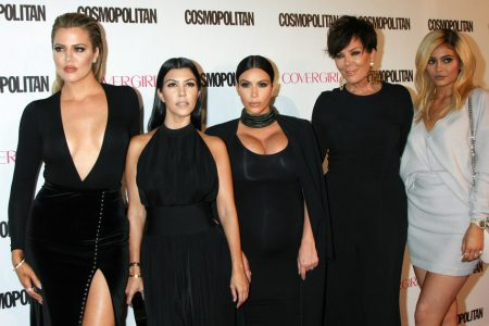 The Kardashian Christmas Card Is Here, But Some Family Members Are Missing – HuffPost