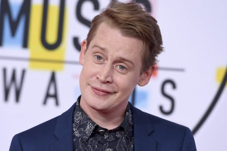 Macaulay Culkin Has A New Middle Name And It's A Bit Repetitive – HuffPost