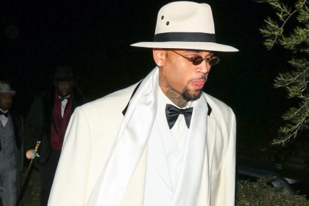 Chris Brown Charged With Two Counts — For Possessing A Pet Monkey Without a Permit – HuffPost