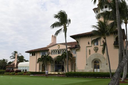 Taxpayers Dish Out $54,000 For Mar-a-Lago Party Tents For New Year's Eve – HuffPost