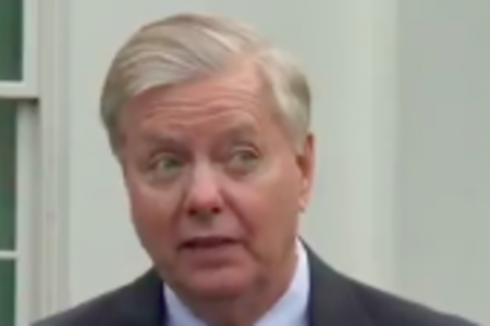 Lindsey Graham Reduces Trump's Border Wall To Just A 'Metaphor' – HuffPost