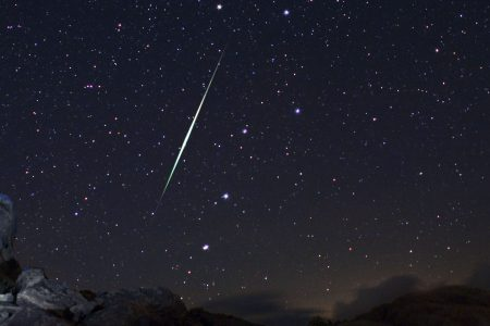 The Geminid meteor shower is coming to a sky near you Thursday night – USA TODAY