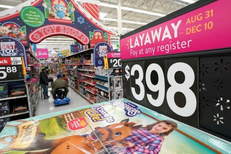 'Secret Santa' pays for $45,000 worth of Walmart layaway gifts – Fox News
