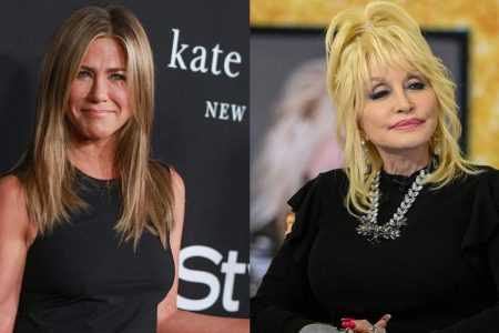 Jennifer Aniston, Dolly Parton's funniest moments, from jaw-dropping threesome comment to 'Friends' joke – Fox News