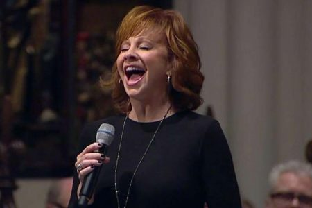 George H.W. Bush funeral: Reba McEntire delivers emotional performance of 'Lord's Prayer' – Fox News