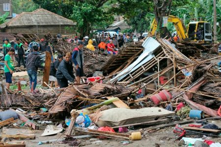 Tsunami kills at least 222 in Indonesia, sweeps band off stage after volcano eruption – Fox News