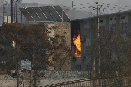 Deadly Siege on Government Building in Kabul Kills Dozens – TIME