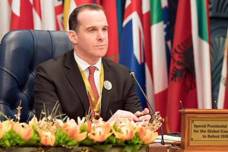 Brett McGurk, US envoy to anti-ISIS coalition, resigns in wake of Trump decision to pull troops from Syria – Fox News