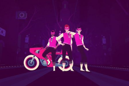 Sayonara Wild Hearts for Nintendo Switch premieres at The Game Awards 2018 – Polygon