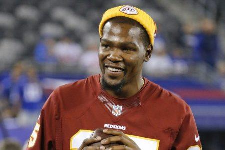 CK2DC? Kevin Durant backs Colin Kaepernick as Redskins' next backup quarterback – The Washington Post