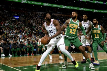 Sixers-Celtics matchup draws second-best ratings of Christmas games – Sixers Wire