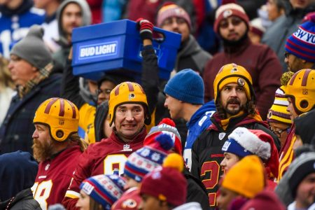 Nobody wants to watch horror movies during the holidays. So turn away, Redskins fans. – The Washington Post