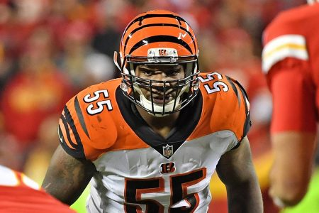 Controversial-NFL linebacker Vontaze Burfict's career reportedly in jeopardy due to seventh concussion – Fox News