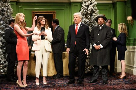 Donald Trump tweets NBC, 'SNL' should be tested by courts after Christmas parody sketch – Fox News