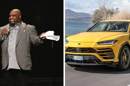 Megachurch pastor criticized for buying wife $200G Lamborghini – Fox News