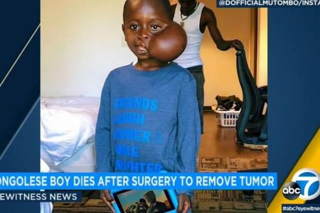 A former NBA star tried to save a boy with a facial tumor. A rare reaction led to tragedy. – The Washington Post