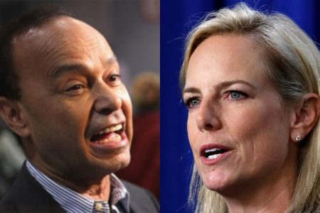 Dem Rep. Gutierrez berates Kirstjen Nielsen for 6 minutes, leaves room when she tries to respond – Fox News