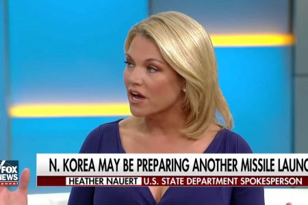 Heather Nauert cited D-Day as the height of US-German relations. Now she's headed to the UN. – The Washington Post