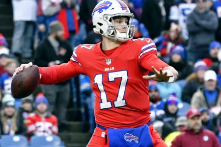 Bills coaching staff not concerned with Josh Allen's accuracy – Bills Wire