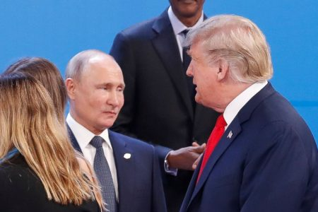 Putin tells Trump in New Year's letter he's open to meeting – ABC News