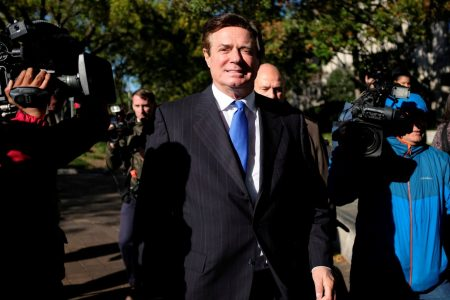 Manafort attorneys may not contest that he broke his plea deal, they tell judge – The Washington Post