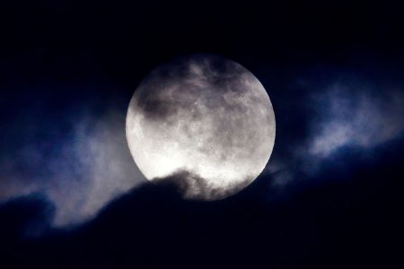 December's full Cold Moon is this weekend. It's close and bright, but is it 'super'? – Washington Post