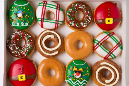 Krispy Kreme celebrates 'Day of Dozens' Wednesday with sweet $1 deal – USA TODAY