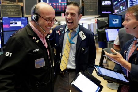 Dow rallies more than 800 points in the final 2 hours of trading, books 260-point gain – Business Insider