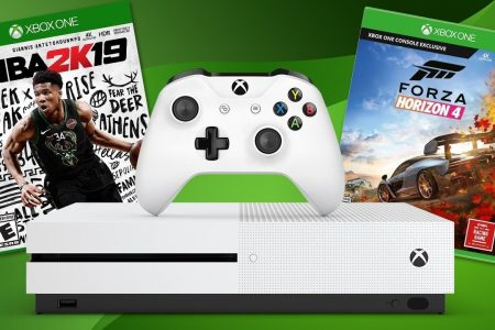Daily Deals: Xbox One S 1TB Forza Horizon 4 or NBA 2K19 Bundles for $199 – IGN