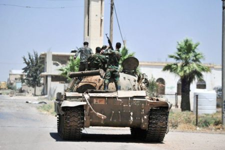 Syrian government forces 'enter' Kurdish-controlled Manbij region – Al Jazeera English