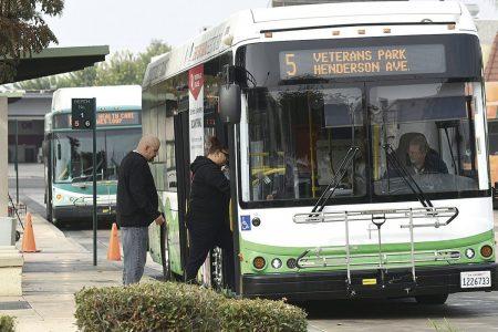 California is first state to mandate zero-emission bus fleet – Fox News
