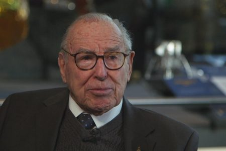 Astronaut Jim Lovell remembers Apollo 8 mission 50 years later – CBS News