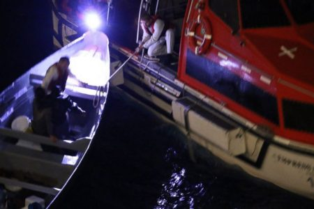 Cruise ship crew rescues lost fishermen – ABC News
