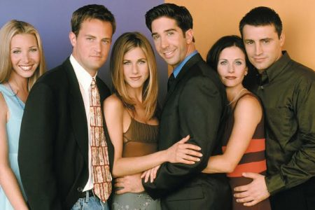 Netflix Will Reportedly Pay $100 Million to Keep Friends in 2019 – IGN