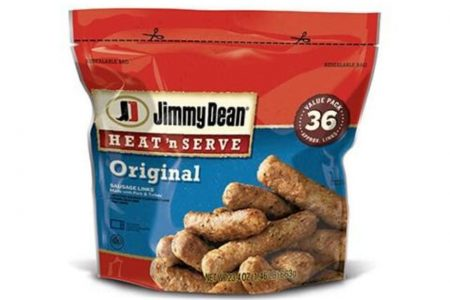 Jimmy Dean recall: Jimmy Dean sausage recalled because it may contain metal – CBS News
