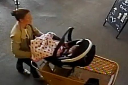 Video shows missing mom, baby at store before she vanished – ABC News