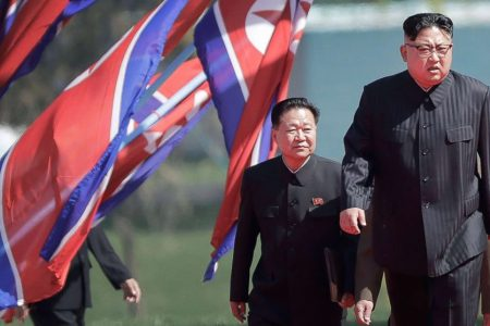 US sanctions 3 senior North Korean officials amid stalled nuclear talks – ABC News