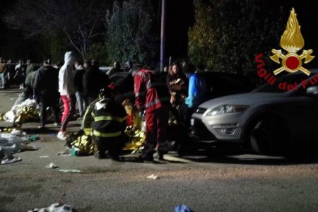 At least 6 killed, dozens injured in stampede at Italian nightclub, officials say – CBS News