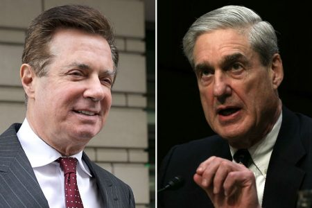 High intrigue surrounds Mueller filing in Manafort case | TheHill – The Hill