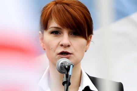 Maria Butina, accused Russian agent, reaches plea deal with prosecutors – ABC News