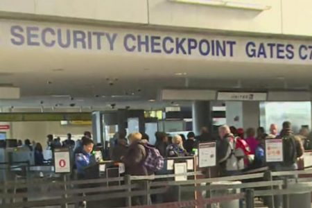 Newark airport travelers on Christmas Eve possibly exposed to measles – CBS News
